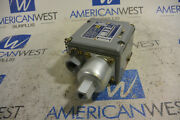 Square D 9012 Acw-5 Pressure Switch Used