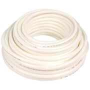 Soft Bendable Plastic High-purity Tube Inner Dia 1 Outer Dia 1-3/8 - 50 Ft