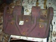 Original Ih Farmall 504 Gas Tractor -3 Point Draft Support Casting -1962