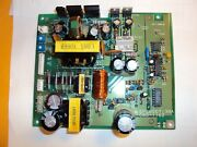 Raytheon Jrc V850 Color Fishfinder Circuit Board Power Supply Used Working