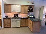 Andnbspmaple Kitchen With Sink Faucet Wine Cabinet Cambria Countertop- Must Go Asap
