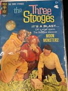 The Three Stooges Comic 29 Autographed By All Three