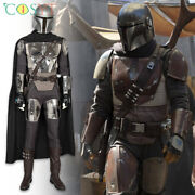The Mandalorian Deluxe Cosplay Prop Full Set Star War Cosplay Costumes Props Lot
