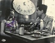 Robert Deniro Jodie Foster Autographed Signed Taxi Driver 11x14 Photo Bas
