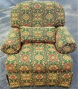 Exceptional Southwood Hickory Nc Upholstered Down Armchair Club Chair Arm Covers