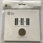 2018 Uk £2 Armistice Centenary Ww1 A Time To Reflect Brilliant Uncirculated Coin