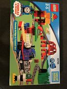 Lego Duplo Thomas And Friends Thomas Bridge And Tunnel Set 65766.item Is New.
