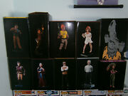 15 Pc Firefly Cargo Crate Lot- 10 Figures, Five Badges, Rare Kaylee Figure
