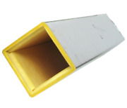 Duct Board Supply Plenum 3ft Long R8 2