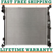 Radiator For 12-15 Mercedes-benz Fits Ml350 3.0l 3.5l V6 Free Shipping