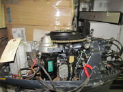 55hp Yamaha Outboard Engine Powerhead Only C55tlrs 2 Stroke 150psi Premix Fuel
