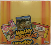 2013 Topps Wacky Packages Series 11 Ans11 Factory Sealed Box 24/10