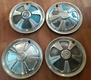 Mazda Rx2 Hubcaps Series1 Genuine Rotary Hubcaps