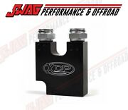 Xdp Transmission Cooler Thermal Bypass Valve Tbv For 03-18 6.7l Cummins Auto