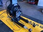 Mercruiser Marine Gimbal Transom Outdrive Drive Assembly W 2 Hydraulic Cylinders