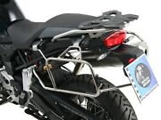 Hepco Becker Luggage Carrier +2 Silver Case For Bmw F 850 Gs Since 2018
