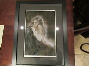 Luis Royo Limited Edition Signed Print Prohibited