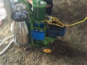 Electric Milking Machine For Cows 110v/220v New Ym