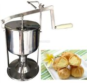 4l Manual Donut Filler Jelly Filling Cream Filled Machine Kitchen Tool Cookin Yz