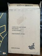Hot Toys X-men The Last Stand Wolverine Mms 187 / Xm3 No Returns Accepted