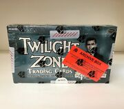 Twilight Zone Series 4 Science/superstition - Archive Box - Rittenhouse 2005