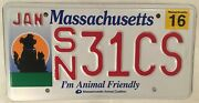 Animal Friendly Lover License Plate Dog Puppy Cat Kitten Pet Rescue Shelter Pup