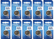 10 Pack Cr2477n Renata Watch Battery 3v Lithium Coin Cell Ships Free W/tracking