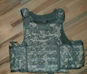 Selten/rare Eclipse Us Special Forces Issued Experimental Rbav Vest- Army Sf Bw