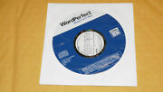 Corel Wordperfect Productivity Pack 2003 Office Software Cd