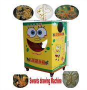 Digital Sugar Candy Sweets Syrup Painting Drawing Machine New Music Self-prom Or