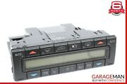 96-02 Mercedes W210 E320 E420 A/c Ac Heater Climate Control Switch Assembly Oem