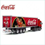 Coca-cola 56319 Tamiya 14th Scale Reefer Box Trailer Christmas Decals Stickers