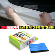 Door Scuff Anti Scratch Clear Paint Protect Film 3m Ppf For Kia 2019-2020 Seltos