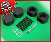 Fits 1999-2004 Land Rover Discovery Ii Full 2 Front + Rear Spacer Lift Kit Lrd2