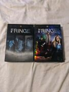 Fringe - The Complete First And Second Season Dvd Free Shipping 1 And 2