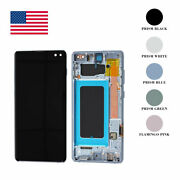 For Samsung Galaxy S10 Plus Lcd Display Touch Screen Assembly Replacement Oem Us