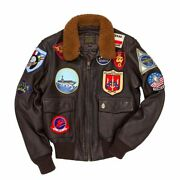 Cockpit Usa Formerly Avirex Movie Heroes Top Gun G1 Jacket Us Made Z201036t