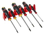 Facom Protwist Screwdriver Set At.j12r1pb 12pcs Slotted Phillips And Pozidriv