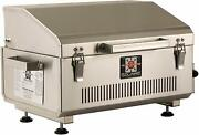 Solaire Anywhere Portable Infrared Propane Grill 14,000 Btu, Sol-ir17b, Open Box