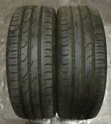 4 Summer Tyre Continental Contipremiumcontact 2 195/55 R16 87h Ra2293