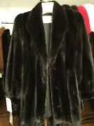 Chicago Fur Mart Size14 Gorgeous Classic Brand New Ranch Mink Stroller10500.00