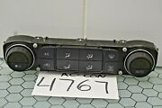2015 Gmc Canyon Ac And Heater Control Used Stock 4767-ac