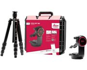 Leica Dst 360 Adapter Kit For Disto X-series W/ Tripod And Rugged Case