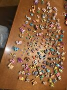 Littlest Pet Shop Lps 211 Lot Of Cats Dogs Misc Unharvested Regminismicros