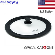 Alpha Living Universal Lid For Larger Pot And Pan 11 Inch, 11.5 12 Inch