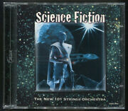 Science Fiction The New 101 Strings Orchestra Movie Soundtracks Exelsior, Cd