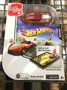 Hot Wheels Apptivity Toy Car Race And Play Works Yur So Fast