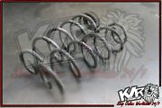 Rear Coil Springs Suspension Left And Right - 11/04 Vw Beetle 9c Spare Parts - Klr