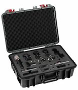 Se Electronics V Pack Us Club 6 Drum Microphone Kit With Pair Of Se7 And Case