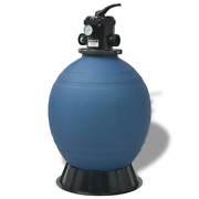 Vidaxl Swimming Pool Sand Filter 22 220 Lb Pool Clean Water Cleaner Accessory